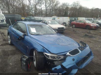 2016 BMW 435 XI