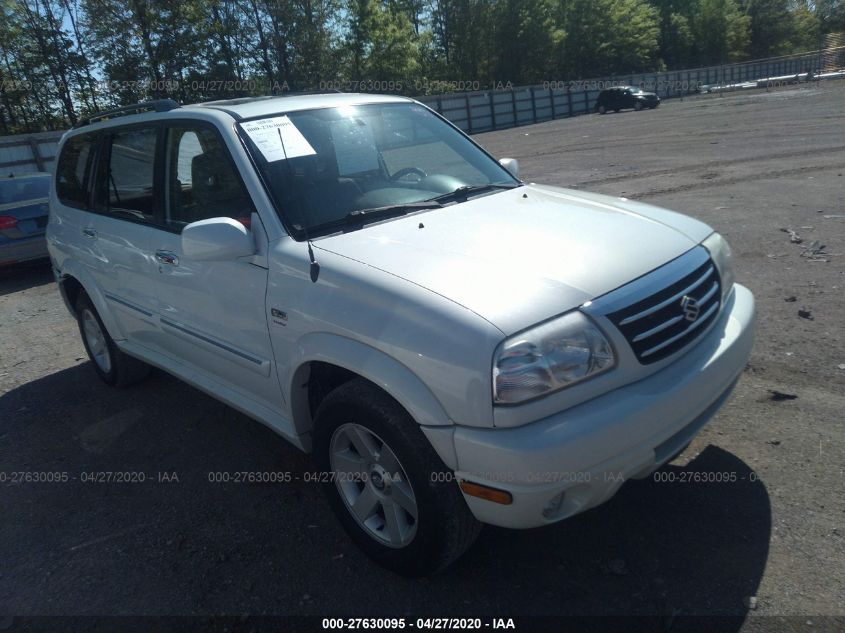 2003 suzuki xl7 plus touring limited std for auction iaa iaa