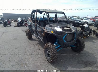 2019 POLARIS RZR XP 4 TURBO EPS