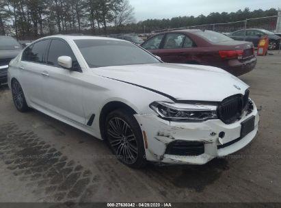 2018 BMW 540 XI