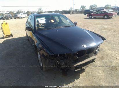 2001 BMW 540 I AUTOMATIC