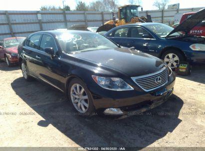 2008 LEXUS LS 460L