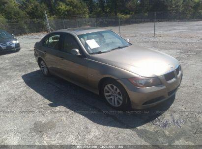 2006 BMW 325 I AUTOMATIC