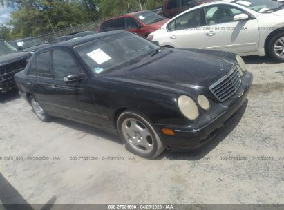 2002 MERCEDES-BENZ E 430