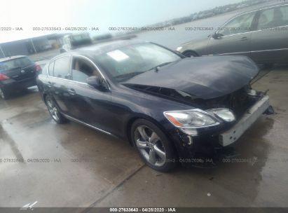 2009 LEXUS GS 350 350