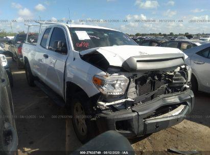 2017 TOYOTA TUNDRA 2WD DOUBLE CAB SR/SR5