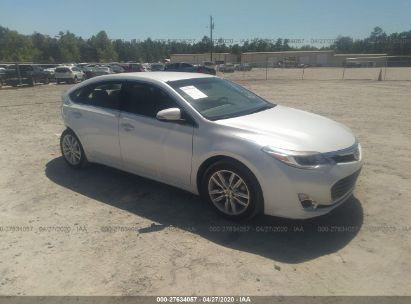 2013 TOYOTA AVALON PREMIUM/TOURING/LIMITED