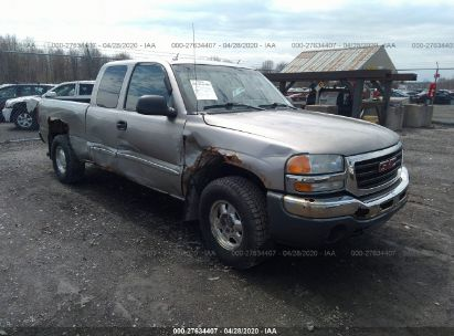 2003 GMC NEW SIERRA K1500