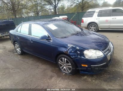 2006 VOLKSWAGEN JETTA 2.5 OPTION PACKAGE 1