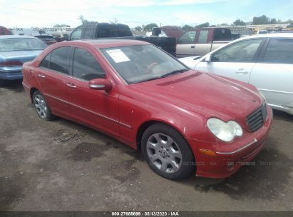 2006 MERCEDES-BENZ C 280 4MATIC
