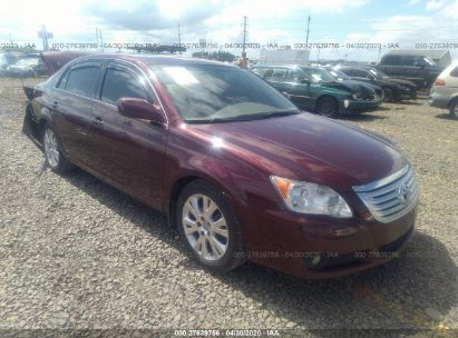 2008 TOYOTA AVALON XL/XLS/TOURING/LIMITED