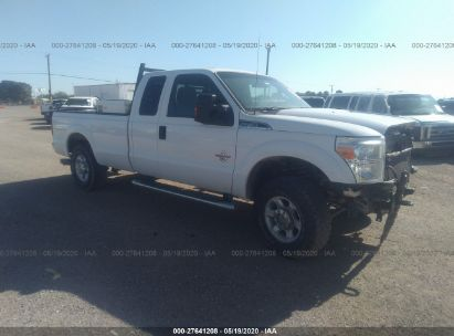 2013 FORD SUPER DUTY F-250 SRW SUPER DUTY