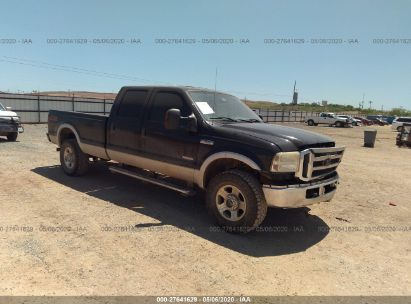 2006 FORD F350 SRW SUPER DUTY