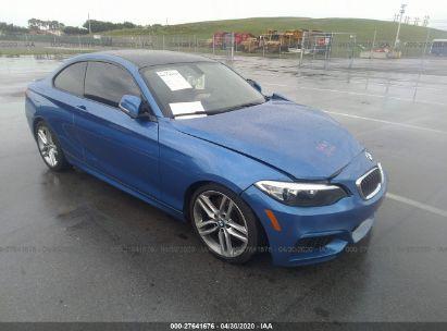2014 BMW 2 SERIES I
