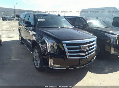 2020 CADILLAC ESCALADE ESV LUXURY