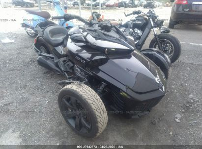 2019 CAN-AM SPYDER ROADSTER F3