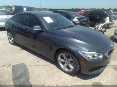 2015 BMW 428 I/GRAN COUPE/SULEV