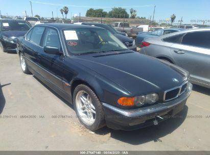2000 BMW 7 SERIES IL