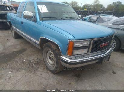 1993 GMC SIERRA C2500