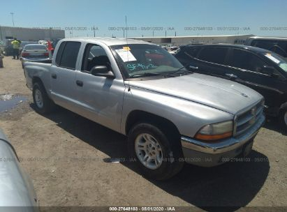 2001 DODGE DAKOTA QUAD