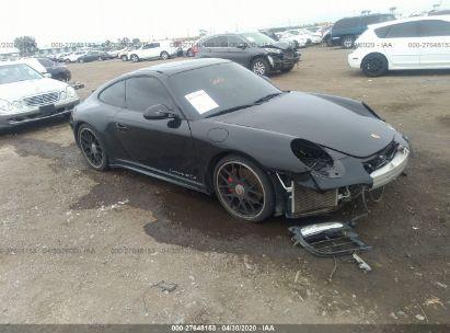 2012 PORSCHE 911 CARRERA S/CARRERA 4S/GTS