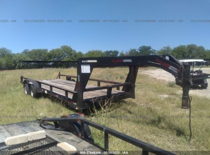 2002 GOOSENECK TRAILERS OTHER