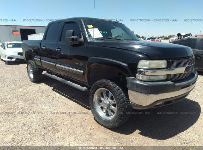 2002 CHEVROLET SILVERADO C2500 HEAVY DUTY
