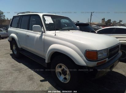 1993 TOYOTA LAND CRUISER DJ81