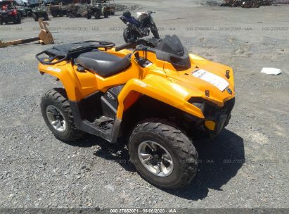 2018 CAN-AM OUTLANDER 570/570 DPS