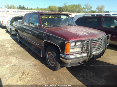 1989 GMC SIERRA K2500