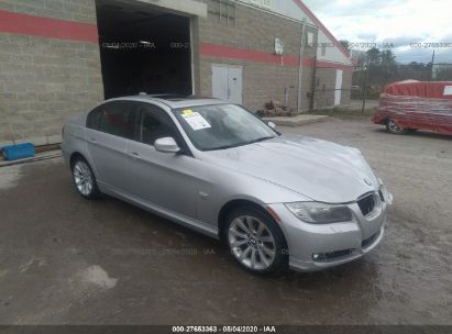 2011 BMW 3 SERIES XI SULEV