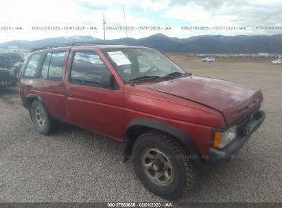 1995 nissan pathfinder le se xe for auction iaa iaa