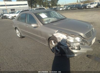 2006 MERCEDES-BENZ C GENERATION 2006 230