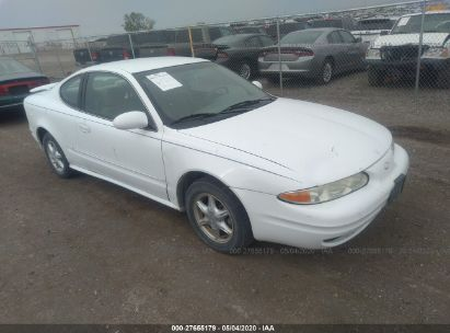 2001 oldsmobile alero gl for auction iaa iaa