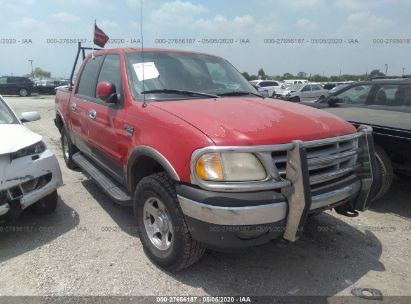 2001 FORD F150 SUPERCREW