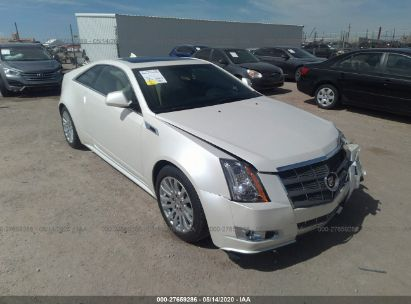 2011 CADILLAC CTS PREMIUM COLLECTION
