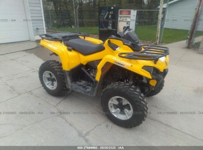2016 CAN-AM OUTLANDER L 450/450 DPS