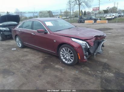 2017 CADILLAC CT6 LUXURY