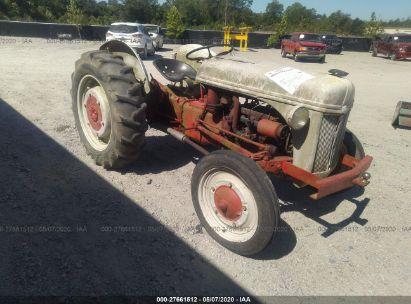 1949 N RESTORED FARM TRACTOR