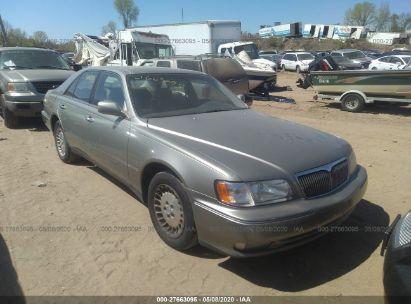1997 INFINITI Q45 T
