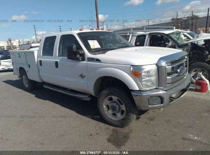 2015 FORD F250 SUPER DUTY