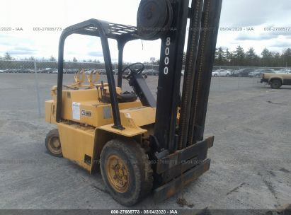 1999 CATERPILLAR FORKLIFT