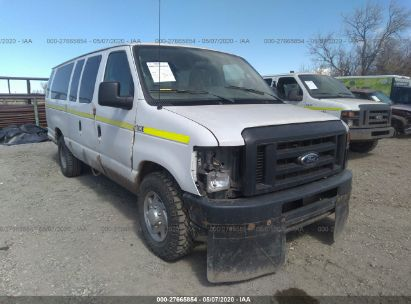 2011 FORD ECONOLINE E350 SUPER DUTY WAGON
