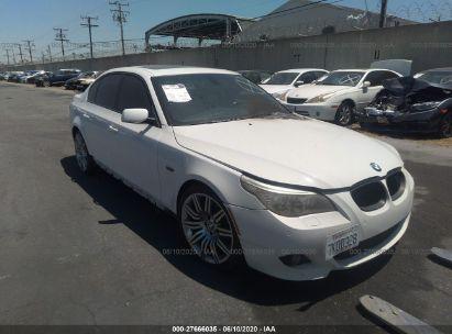 2008 BMW 550 I