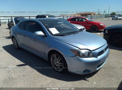 2008 TOYOTA SCION TC
