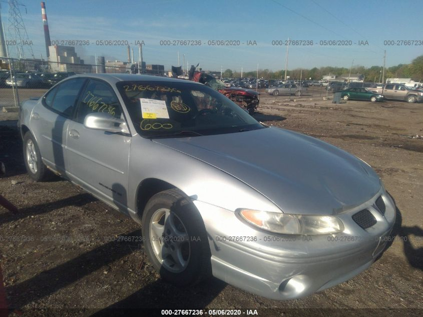 2001 pontiac grand prix se for auction iaa iaa