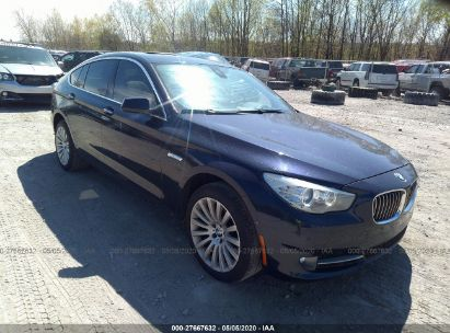 2013 BMW 5 SERIES GRAN TURISMO IGT