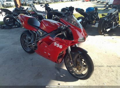 2000 DUCATI 996 S