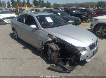 2007 BMW 328 XI SULEV