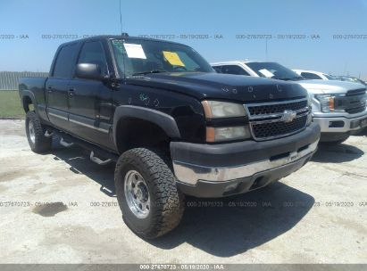 2005 CHEVROLET SILVERADO C2500 HEAVY DUTY